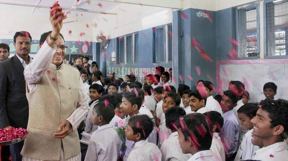 Smileys instead of grades or marks in Madhya Pradesh's schools