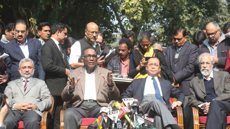 Days after judges' rebellion, Opposition readies 'impeachment motion' against CJI Dipak Misra