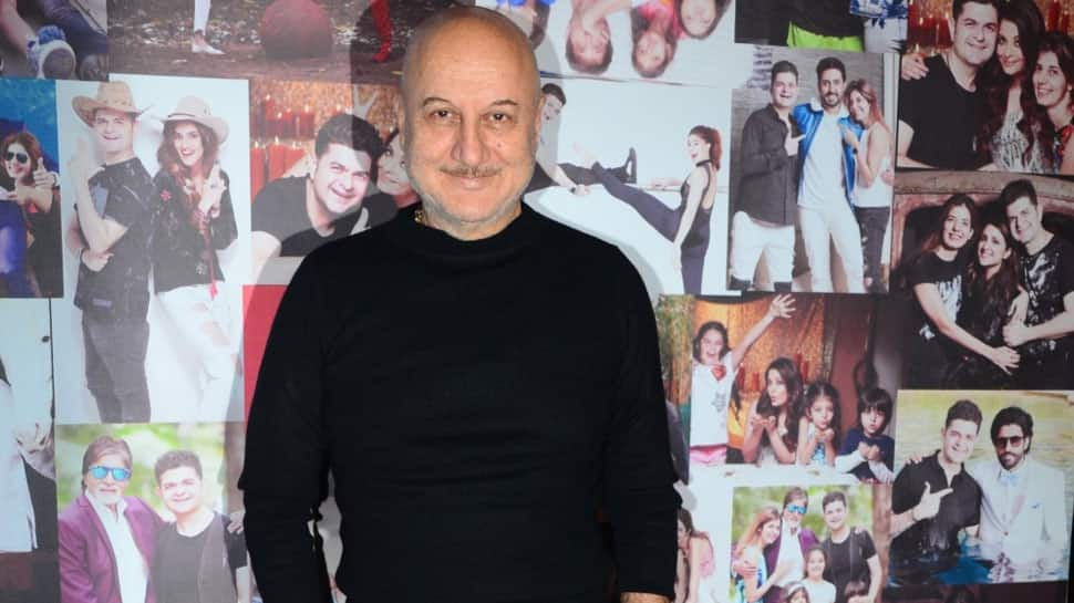 Proud to be part of this gem The Big Sick: Anupam Kher