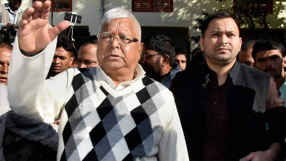 Lalu convicted in third Fodder case: Tejashwi blames Nitish, says his father still seen as India's hero