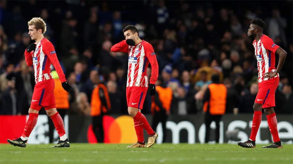 Atletico Madrid exit King's Cup quarter-finals to Sevilla