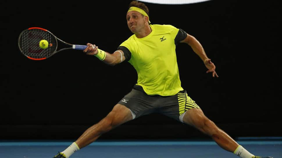Australian Open: Angry Sandgren says 'demonised' by 'sensationalist' media