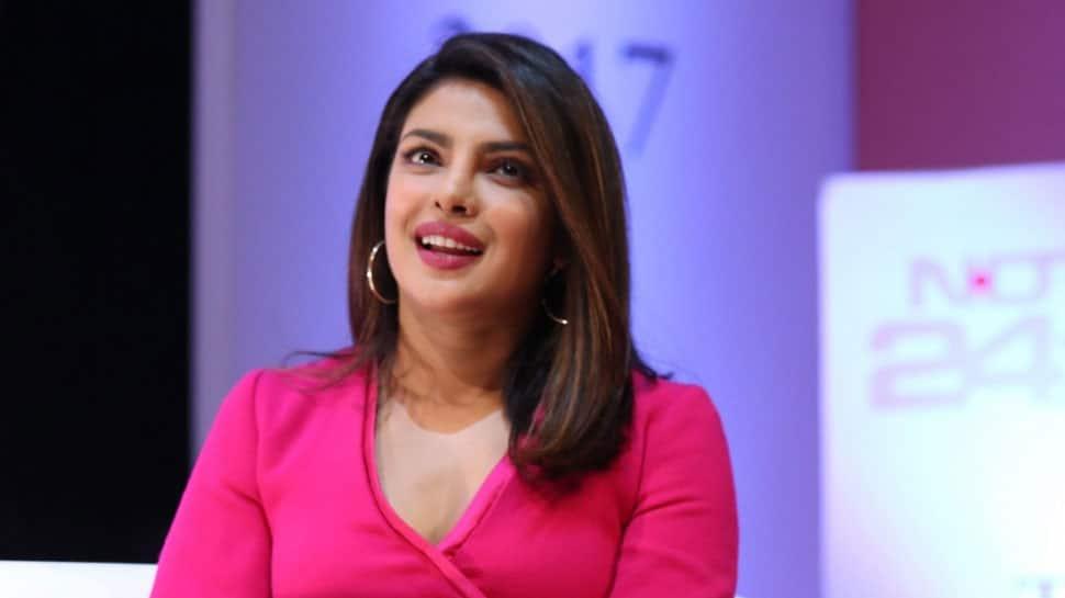 Priyanka Chopra rocks the chic look at Sundance Festival