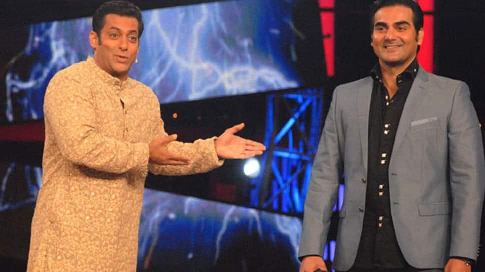 Arbaaz Khan's latest 'hello brother' post for Salman Khan defines sibling love!
