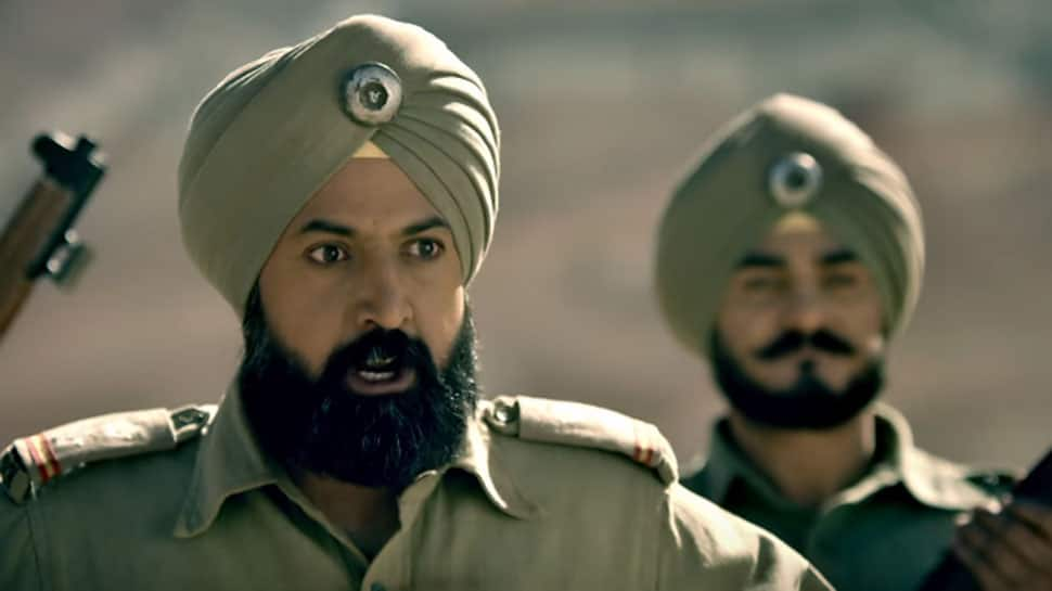 Subedar Joginder Singh teaser: Gippy Grewal's gripping act will leave you impressed—Watch