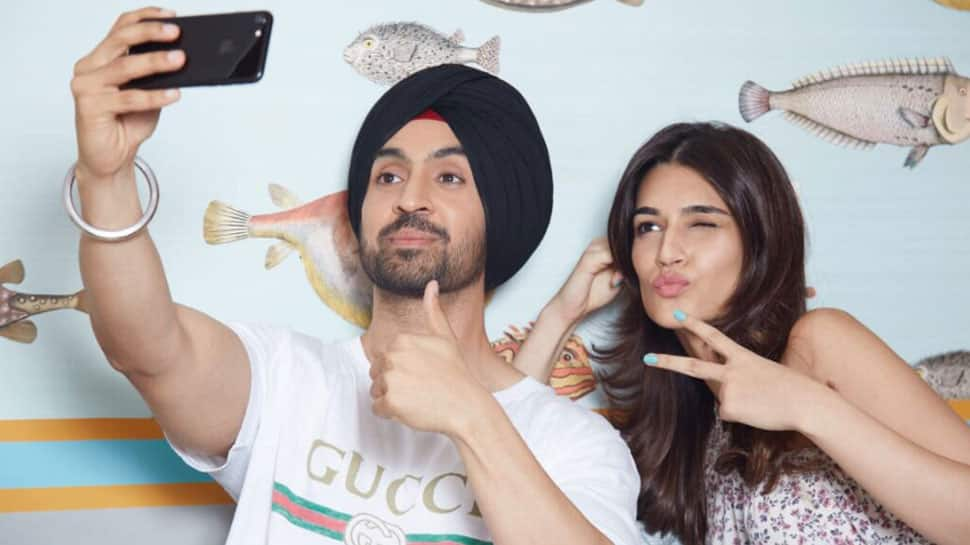 Kriti Sanon and Diljit Dosanjh's 'Arjun Patiala' gets a release date—Check inside