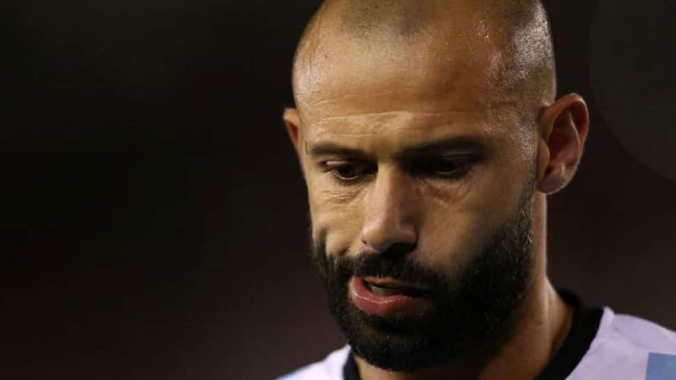 Barcelona confirm Javier Mascherano's departure for China's Heibei