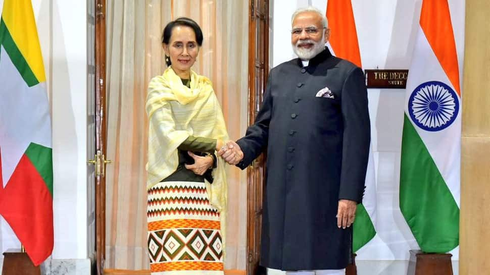 India's massive outreach begins; PM Modi holds bilateral meet with ASEAN leaders