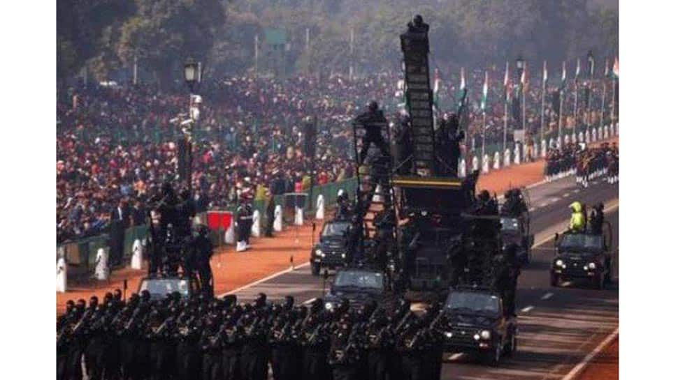 ITBP tableau to participate in R Day Parade after 20 years