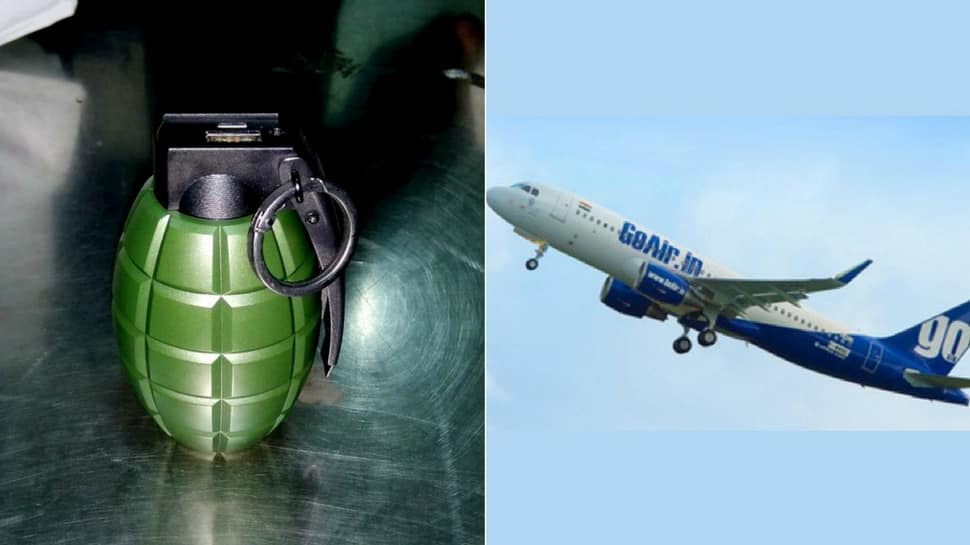 Power bank in shape of hand grenade lands passenger in trouble at Delhi airport