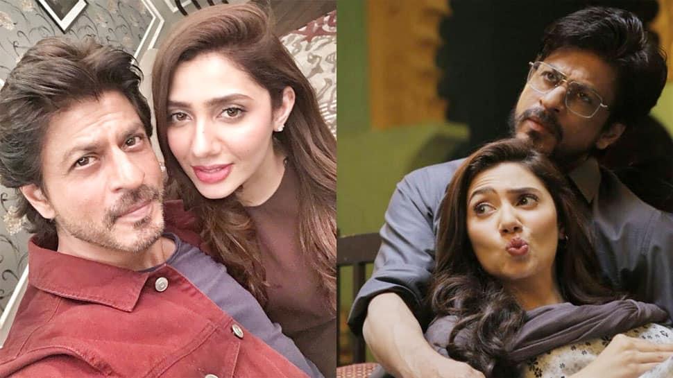 Shah Rukh Khan's Raees turns one; Mahira Khan celebrates by sharing with memorable pics
