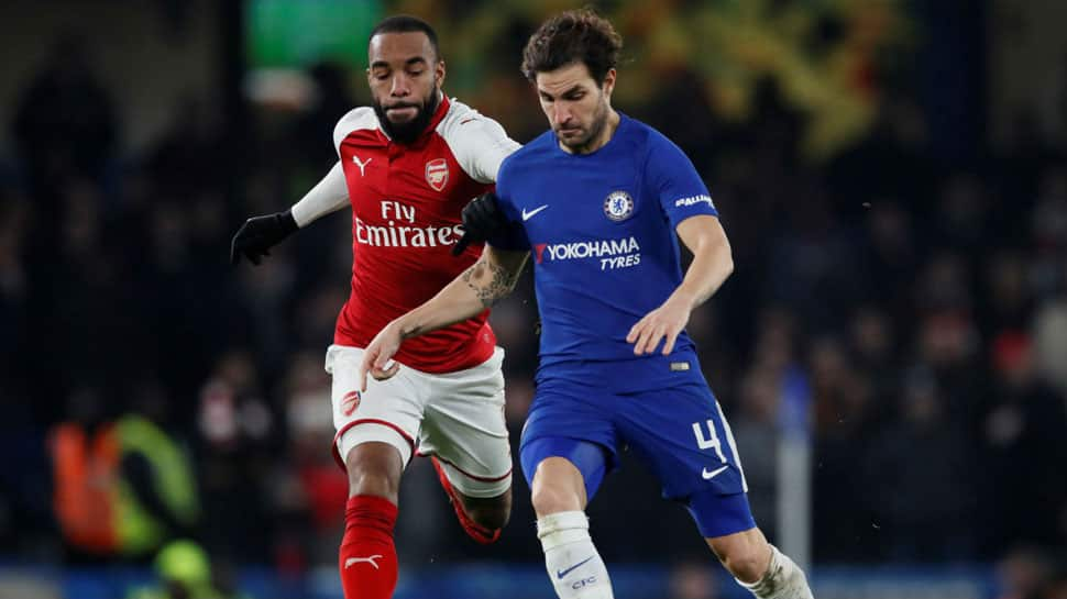 Arsenal beat Chelsea to set up League Cup final with Manchester City