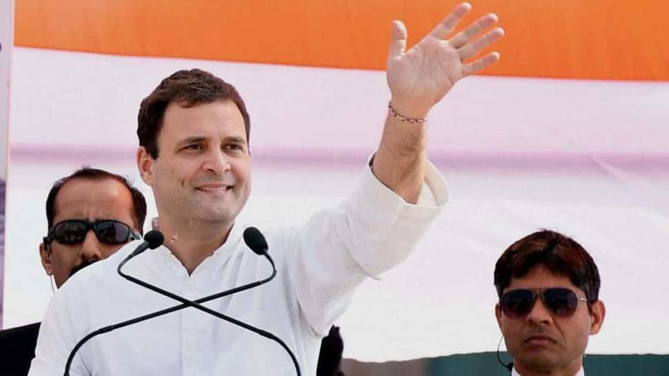 Rahul Gandhi given fourth row seat at Republic Day parade, Congress calls it 'cheap politics'