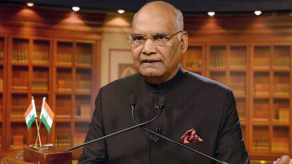 India's hope is pinned on its youth, says President Ram Nath Kovind in Republic Day eve address