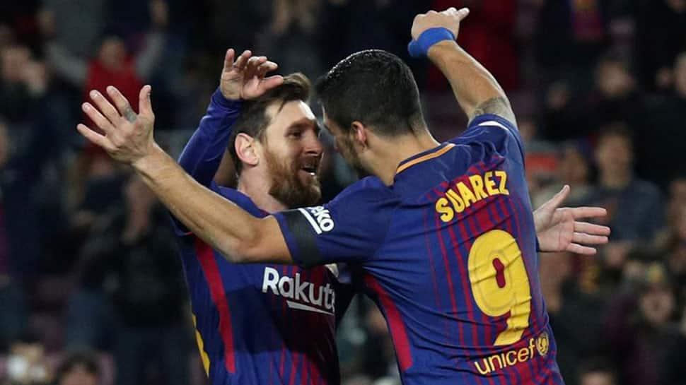 Barcelona through to Copa de Rey semis as Philippe Coutinho makes debut