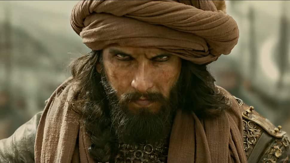 I saw Khilji as a challenge: Ranveer Singh on 'Padmaavat'