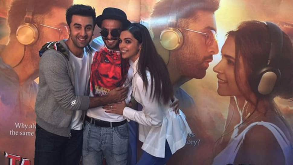 Deepika Padukone's favourite co-star is Ranbir Kapoor and not Ranveer Singh? Deets inside