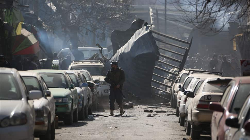 Lots of dead and wounded, smoke in the sky: Witnesses recall Kabul attack which killed over 90