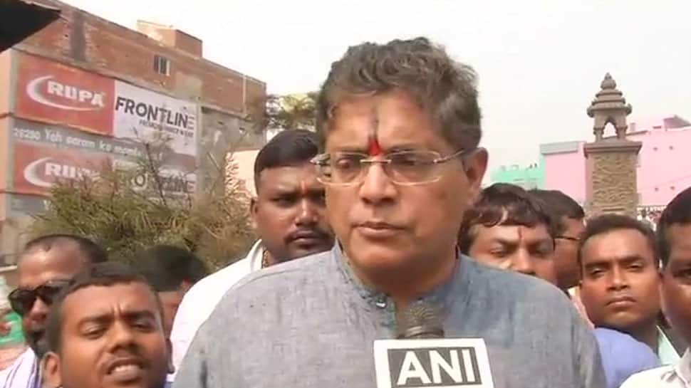 'Shocked,' says suspended BJD MP Bijayant Panda after party seeks his resignation from Lok Sabha