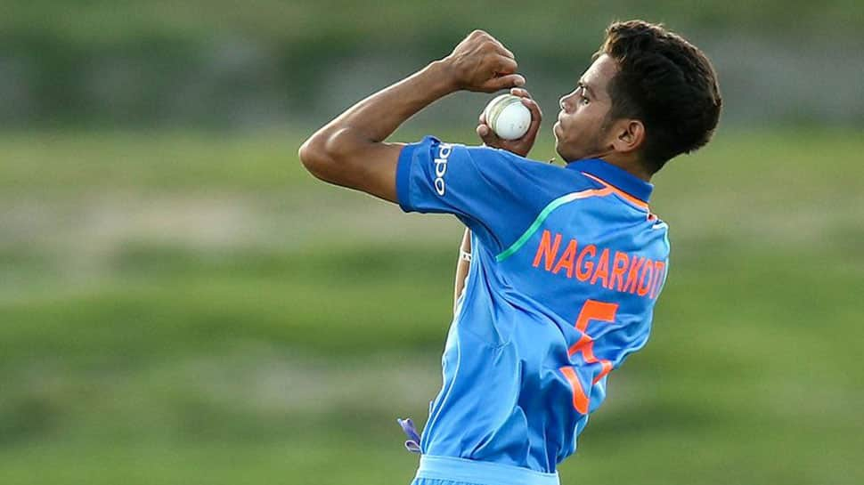 IPL Auction: Kamlesh Nagarkoti leads India's U-19 crorepatis