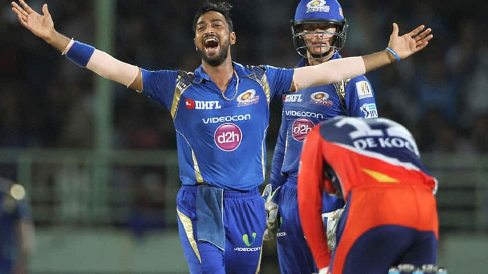 Indian Premier League Auction 2018: At Rs 8.8 crore, Krunal Pandya costliest uncapped player in IPL history