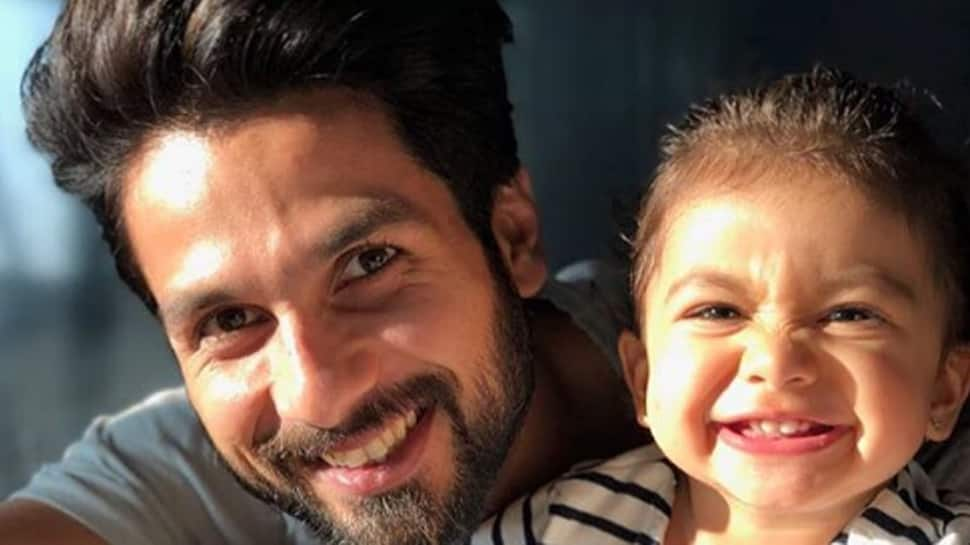 Shahid Kapoor's 'Happy Sunday' post with daughter Misha is too cute to miss—See pic