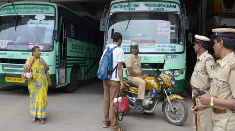 Tamil Nadu: Opposition to protest against MTC bus fare hike on Monday