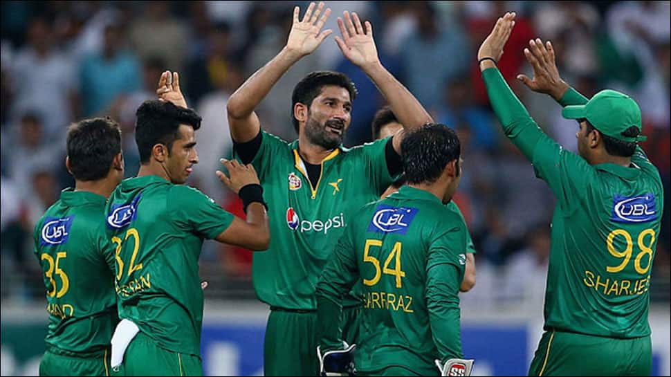Pakistan on top of the world with New Zealand T20 series win