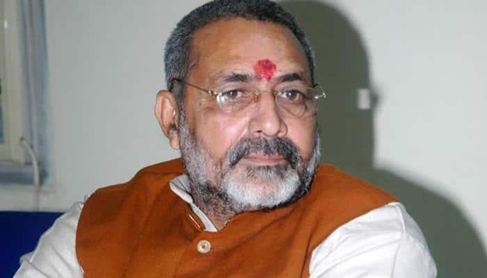 Can anyone dare to make a film on Prophet: Giriraj Singh on Padmaavat