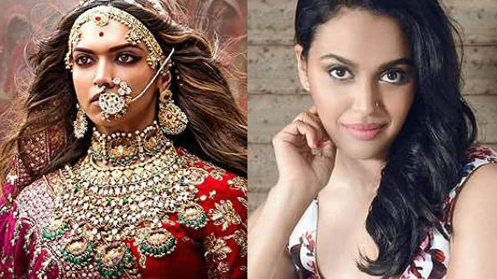Felt reduced to a vagina only: Swara Bhasker after watching 'Padmaavat'