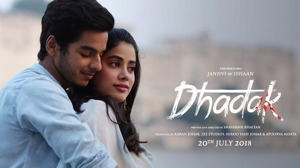 Dhadak: Janhvi Kapoor and Ishaan Khattar will have their own version of Zingaat – Deets inside
