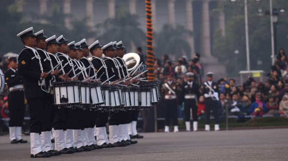 Indian tunes to set mood at 'Beating Retreat' ceremony today