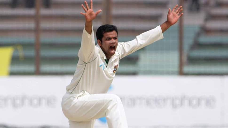 Bangladesh recall Abdur Razzak for first Test against Sri Lanka