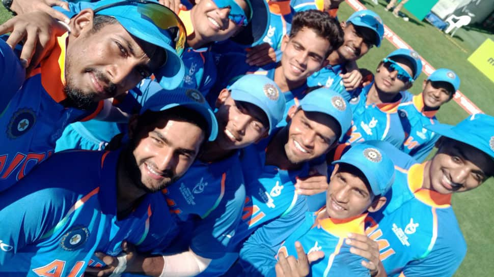 BCCI to announce cash award for India's U-19 World Cup team