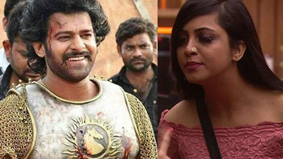 Bigg Boss 11 contestant Arshi Khan to star in a film with Prabhas? Here's the latest