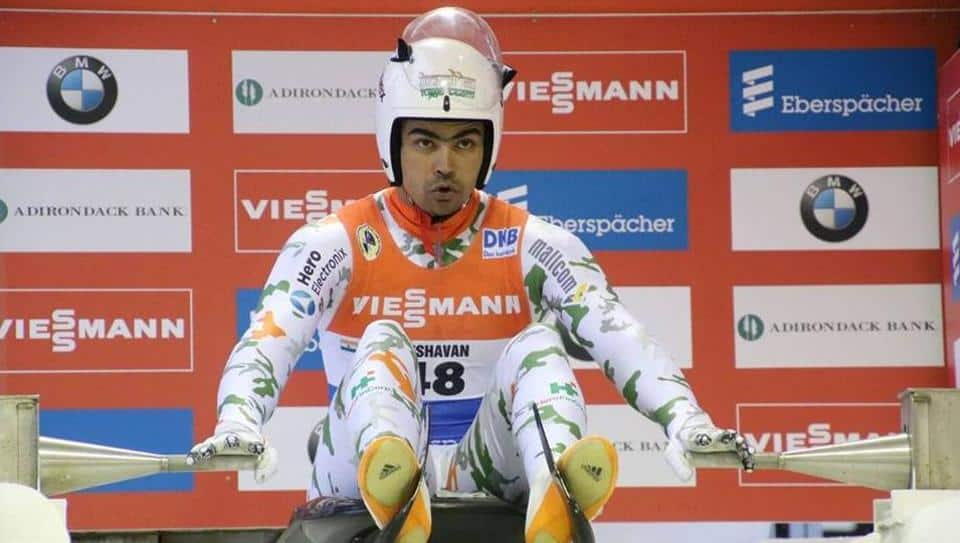Shiva Keshavan gets sponsor for Winter Olympics preparation