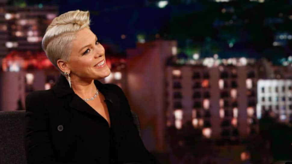 Women in music don't need to 'step up': Pink slams Grammys head