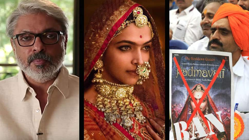 Grand opening of Padmaavat is my answer to illogical protests: Sanjay Leela Bhansali
