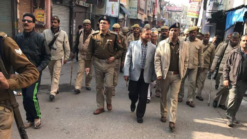 As Kasganj limps back to normalcy, VHP says 'will hold more Tiranga Yatras in Western UP'