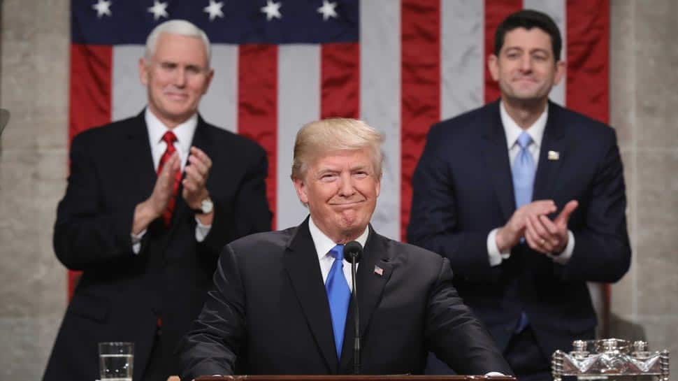 Merit-based immigration, end of visa lottery: Donald Trump's vision in first State of the Union address