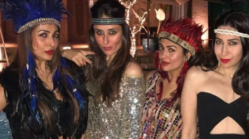 Amrita Arora's 40th birthday bash got Kareena, Karisma, Malaika shimmer in style—Pics