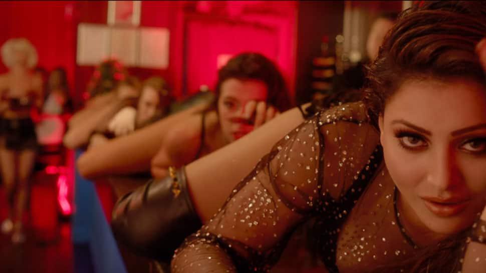 Hate Story IV: Urvashi Rautela oozes oomph in 'Aashiq Banaya Aapne' song—Watch