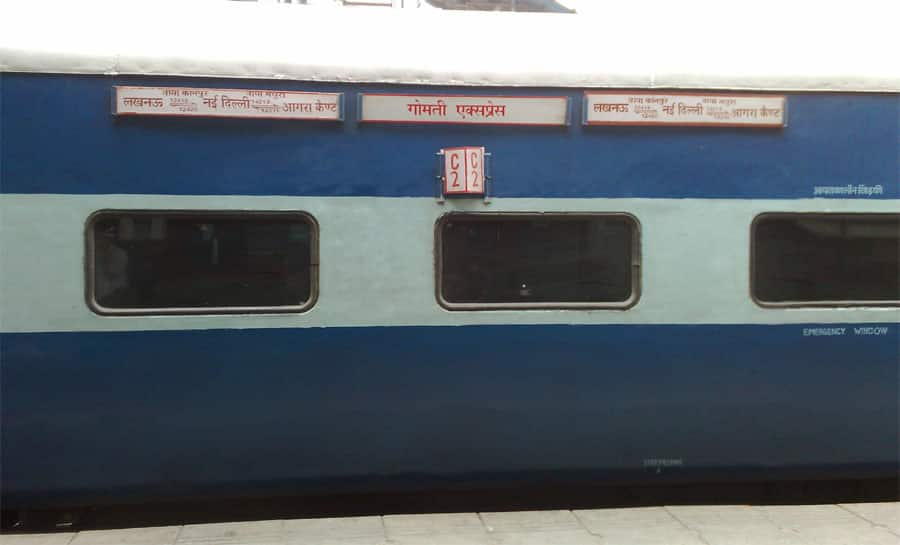 Gomti Express between Lucknow and Delhi cancelled till March 17