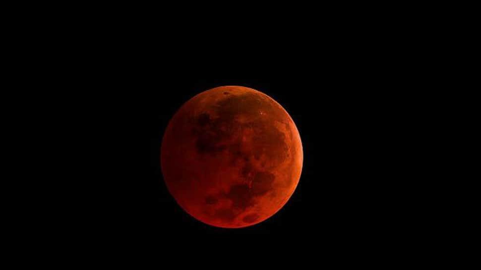 Lunar Eclipse 2018: Watch NASA's Live streaming
