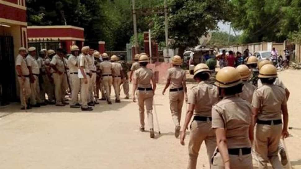 Over a dozen armed criminals barge into Gurugram jail to kill SP; bid foiled