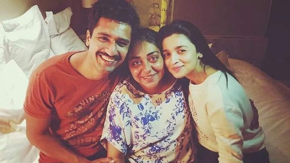 Raazi: New still from Alia Bhatt and Vicky Kaushal starrer out