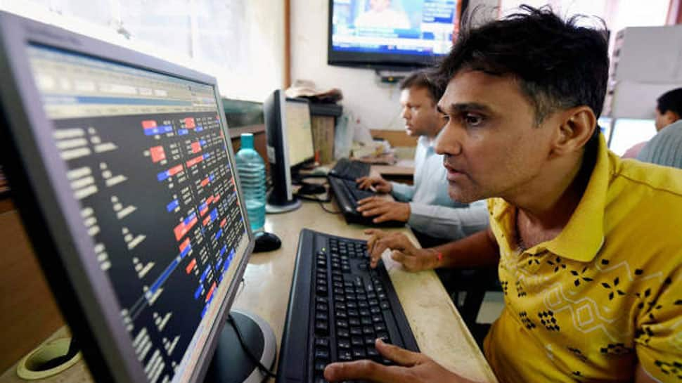 Union Budget 2018: Stock markets jittery, Sensex recovers from 400-point, and then gains some
