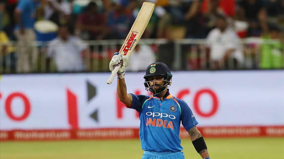India vs South Africa, 1st ODI: Virat Kohli's 33rd ton breaks Durban jinx as tourists lead 1-0