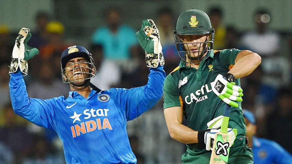 India vs South Africa, 1st ODI: We lacked substantial partnerships, says Faf Du Plessis