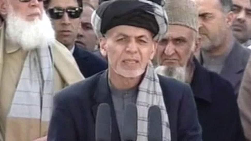 Pakistan is Taliban's headquarters: Afghanistan President Ashraf Ghani